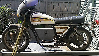 motorcycle project  tx750 yamaha classic motorcycle