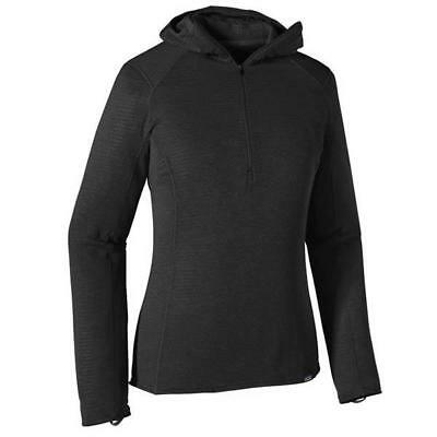 Patagonia Women's Capilene Thermal Weight Zip Neck Hoody - Long Sleeve Therma...