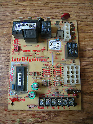 Trane White Rodgers 50A65-475-07 D341396P01 CNT03076 Furnace Control Board Used