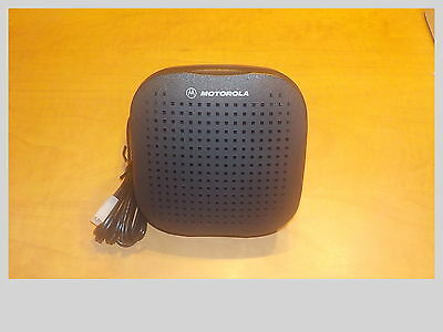 New In Box Motorola 13W Ext. Speaker APX7500 XTL1500 XTL2500 XTL5000 HSN4039A