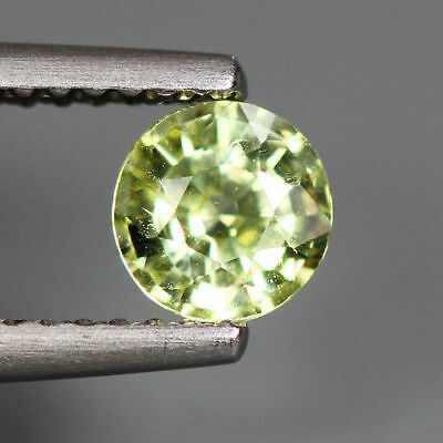 0.76 Cts_Glittering Top Fire_Limited Edition_100 % Natural Chrysoberyl_Srilanka
