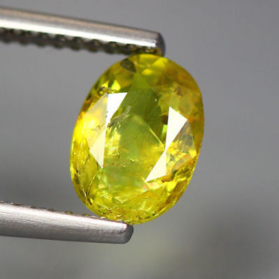 1.48 Cts_Glittering Top Fire_Limited Edition_100 % Natural Chrysoberyl_Srilanka