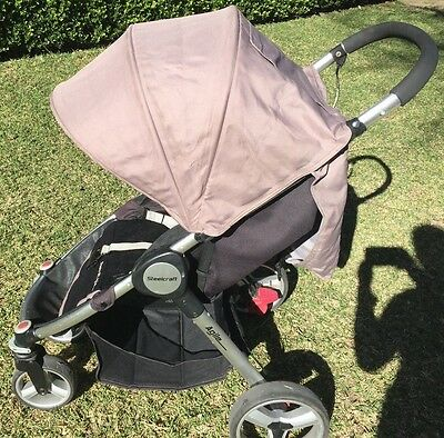 steelcraft agile stroller