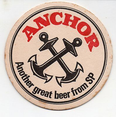 PNG Anchor Beer Coaster