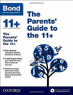 Bond 11+: The Parents' Guide to the 11+,Michellejoy Hughes,Bond 11+