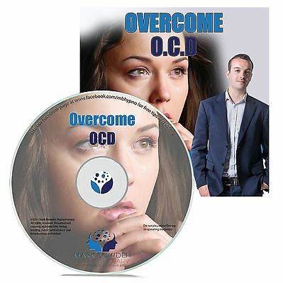 OVERCOME OCD HYPNOSIS CD -Mark Bowden Hypnotherapy obsessive compulsive disorder