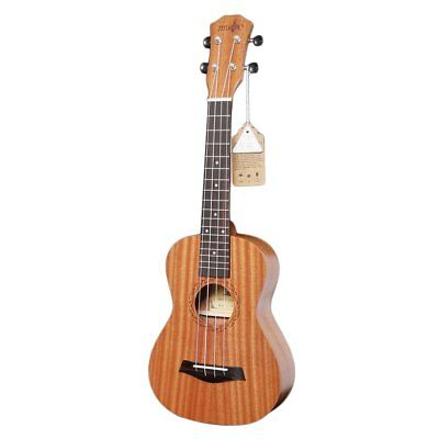 Delicate Sapele Ukulele Clear Tone Great for Parties Formal Occasions Home G
