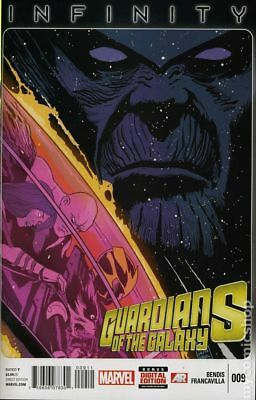 Guardians of the Galaxy (2013 3rd Series) #9A FN