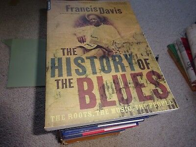 Francis Davis-The History Of The Blues Book