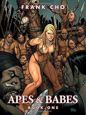 Apes and Babes: 1 by Cho, Frank | Paperback Book | 9781632158048 | NEW