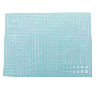 A4 Double Sided Cutting Mat Self-Healing Quilting Scrapbooking Cutting Board Pad