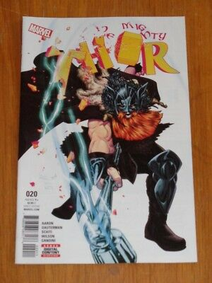 Thor Mighty #20 Marvel Comics Nm (9.4)