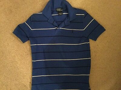 Ralph Lauren Polo Shirt Size 7  - excellent condition