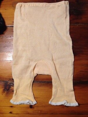 Vintage Bloomers/ Witches Britches Still With Tags Crestknit Sleek-fit