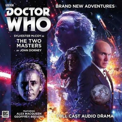 The Two Masters (Doctor Who Main Range) by Dorney, John | Audio CD Book | 978178