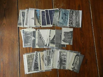 Huge Lot of Mixed Postcards Vintage International Countries France Spain Lot 2