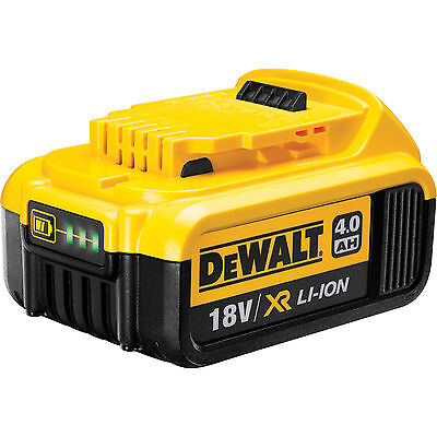 DeWalt DCB182 18v XR Cordless Li-ion Battery 4ah