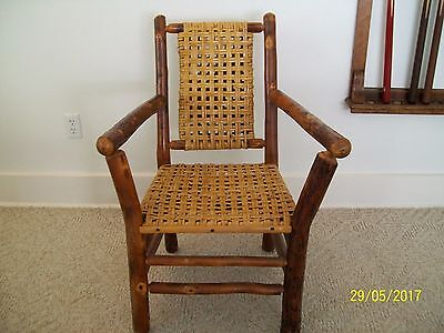 Old Hickory Furniture Company Old Faithful arm chair