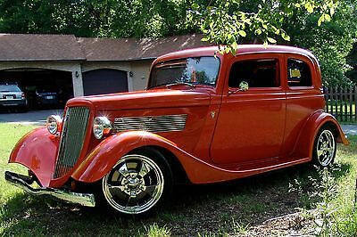 1933 Ford Other -- 1933 Ford Vicky