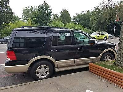 2005 Ford Expedition Tan 2005 Eddie Bauer Ford Expedition for Parts or Repair. Priced to sell.