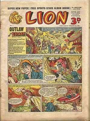 THE LION CLASSIC COMIC BOOK MASSIVE COLLECTION  x3 DVD ROM SET