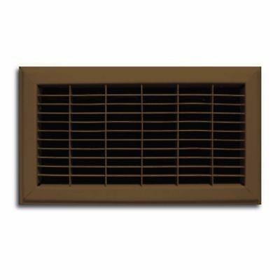 8 x 10 in Heavy Duty Floor Air Register Grill Grille Vent Ventilation HVAC Part
