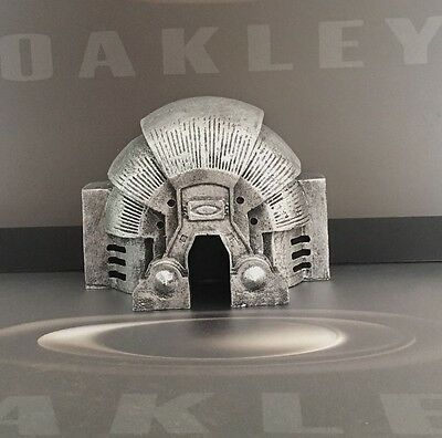Oakley Bunker Headquarters Epoxy Mold Paperweight Or Display