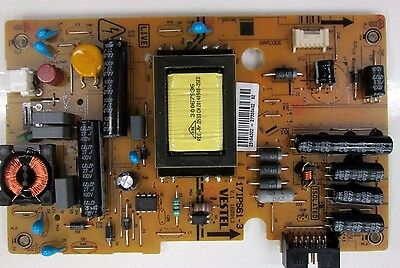 "Power Board 17IPS61-3 Normande (23154322) TV PART 28"" LCD TVM LUX281DVD  LUXOR"