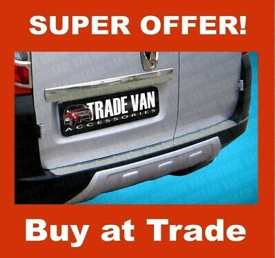 Fiat Qubo Bumper Protector Polished Stainless Steel, Qubo Mpv Bumper Cover