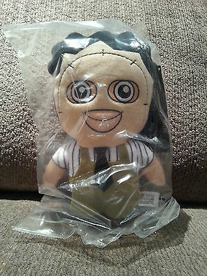 Loot Crate Exclusive Leatherface Plush. New