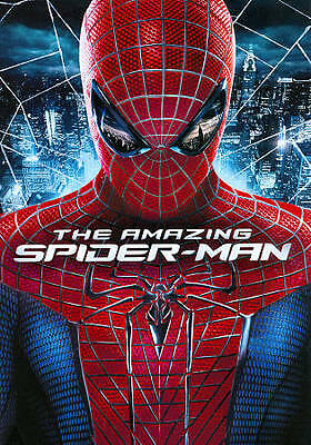 The Amazing Spider-Man (DVD, 2012, Includes Digital Copy; UltraViolet) NEW