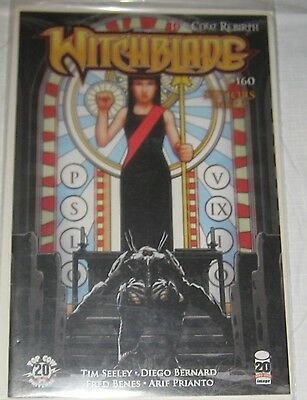 Witchblade #160 Tim Seeley Top Cow Image Comics