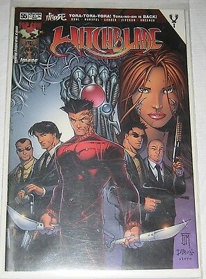 Witchblade #55 Top Cow Image Comics