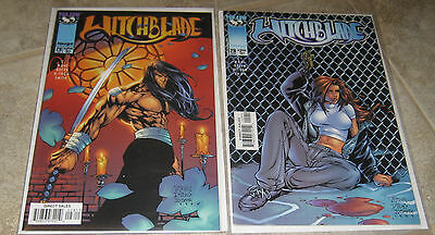 Witchblade #28 + 29 Top Cow Image Comics