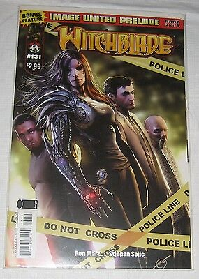 Witchblade #131 Ron Marz Stjepan Sejic Top Cow Image Comics