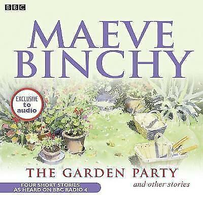 BBC RADIO 4 - THE GARDEN PARTY & Other Stories by Maeve Binchy (CD-Audio, 2008)