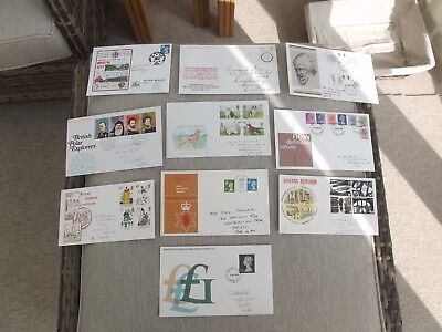 Various First Day Covers    1970's  -  99p  Each    -    More Added April