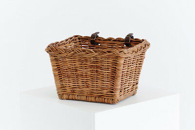 Cistella Classic Cane Rattan Bicycle Bike Basket