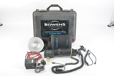 Bowens Pioneer S1 (SI) Portable Rechargeable Flash Kit