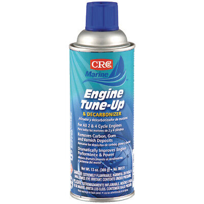 CRC Marine 2/4 Cycle Engine Tune-Up & Decarbonizer Spray 13 oz. 06121