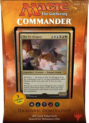 Commander 2017 Deck: Draconic Domination