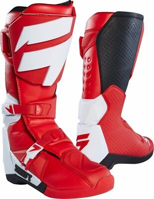 2018 Shift MX Mens Whit3 Label Boot Red
