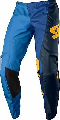 2018 Shift MX Mens Whit3 Label Tarmac Pants Blue