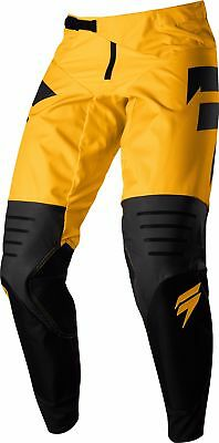 2018 Shift MX Mens 3lack Label Strike Pant Yellow