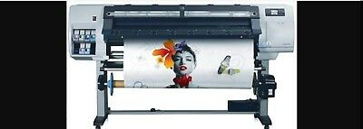 HP Latex L25500  COLORGATE RIP LARGE WIDE FORMAT ECO SOLVENT PRINTER