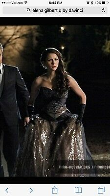 Q By Da Vinci ASO Elena Gilbert, The Vampire Diaries, size 6
