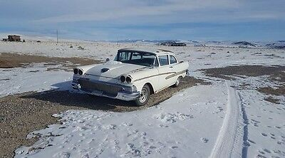 1958 Ford Other  RELISTED! 1958 Ford Custom 300 2 dr.