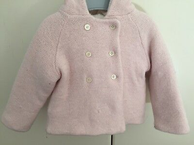 Country Road Baby girl Jacket-pink