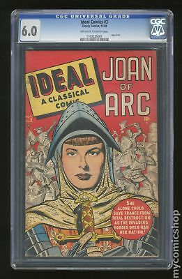 Ideal (1948 2nd Series) (...A Classical Comic) #3 CGC 6.0 1163225001