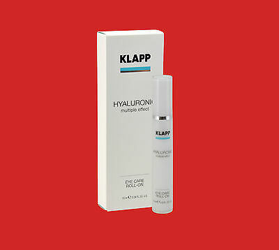 KLAPP HYALURONIC EYE CARE ROLL-ON 10ml  SONDERPREIS
